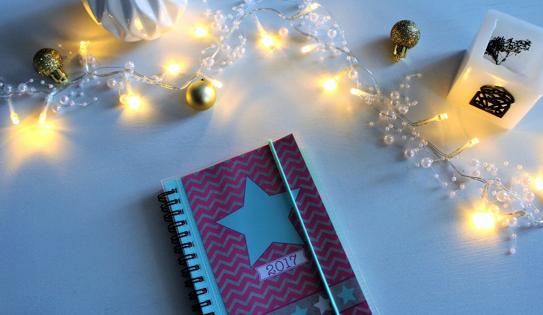 blogging mini agenda - sanita styling