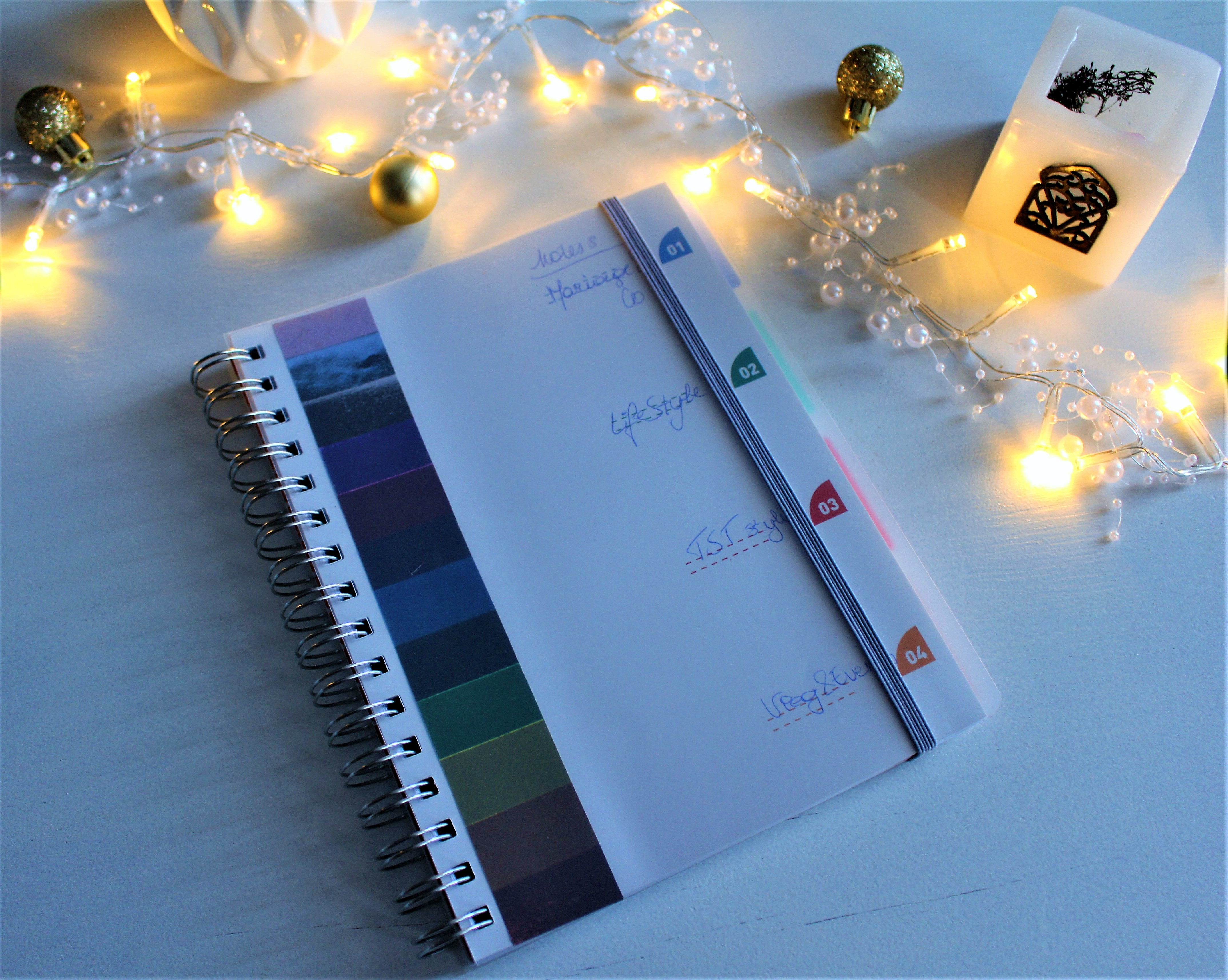 organiser sa passion blogging - stylish atelier