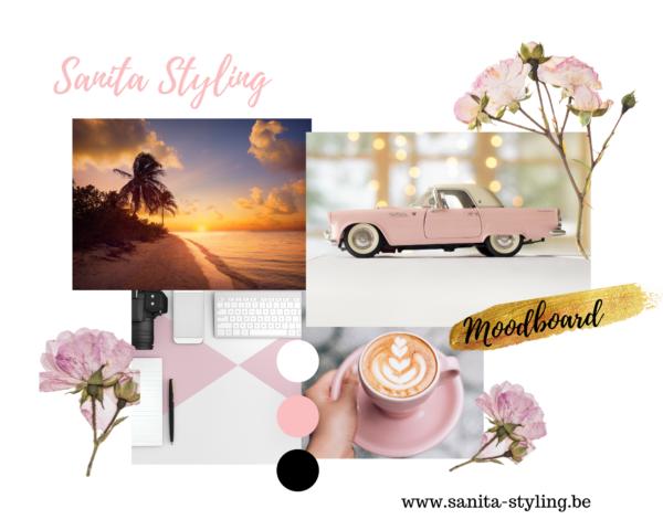 sanita styling- importance couleurs -moodboard
