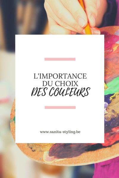 importance des couleurs